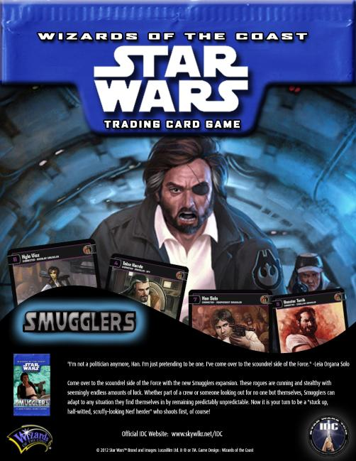 Smugglers Poster