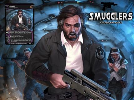 Smugglers Wallpaper 1