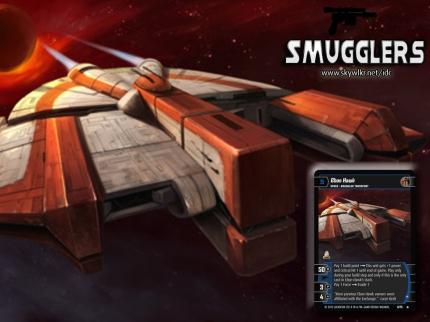 Smugglers Wallpaper 2