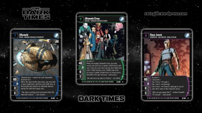 TDT Wallpaper 2 - Dark Times