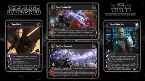 TDT Wallpaper 4 - The Force Unleashed
