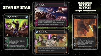 Star Wars Trading Card Game Star by Star Wallpaper 2 - Star by Star