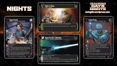 Star Wars Trading Card Game DAN Wallpaper 2 - Nights