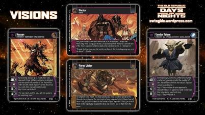 Star Wars Trading Card Game DAN Wallpaper 3 - Visions