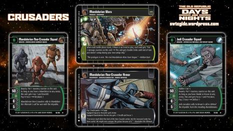 Star Wars Trading Card Game DAN Wallpaper 4 - Crusaders