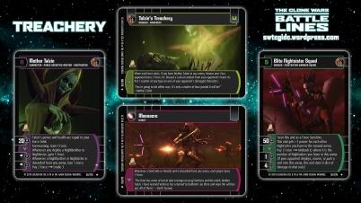 Star Wars Trading Card Game BL Wallpaper 3 - Treachery