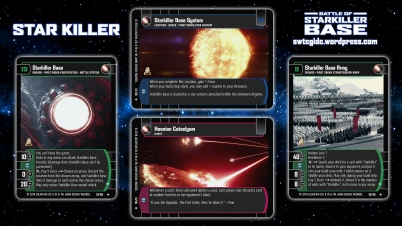 Star Wars Trading Card Game BOSB Wallpaper 1 - Star Killer