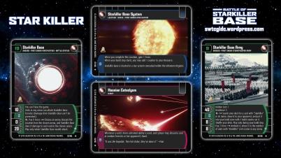 Star Wars Trading Card Game BOSB Wallpaper 1 - Star Killer