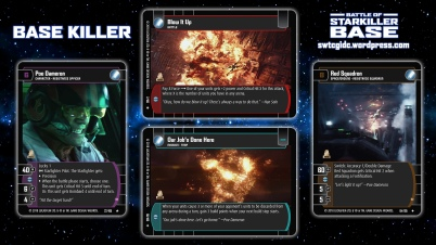 Star Wars Trading Card Game BOSB Wallpaper 2 - Base Killer