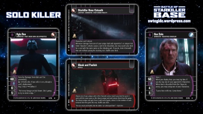 Star Wars Trading Card Game BOSB Wallpaper 3 - Solo Killer