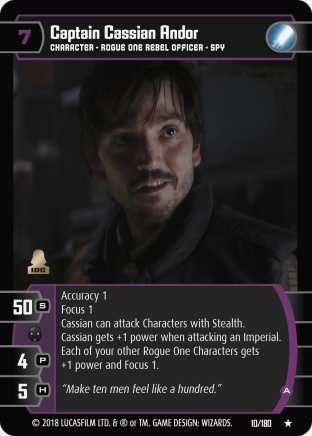 Star Wars Trading Card Game RO010_Captain_Cassian_Andor_A