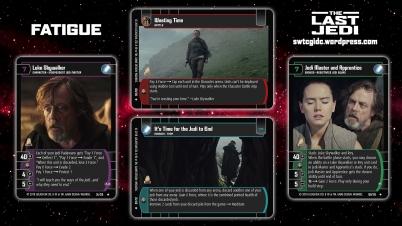 Star Wars Trading Card Game TLJ Wallpaper 3 - Fatigue