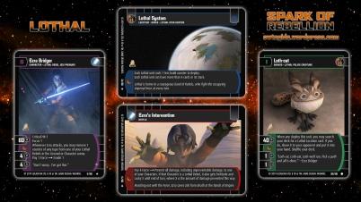 Star Wars Trading Card Game SOR Wallpaper 1 - Lothal