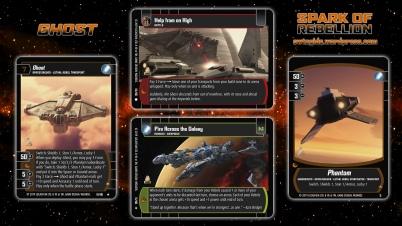 Star Wars Trading Card Game SOR Wallpaper 2 - Ghost