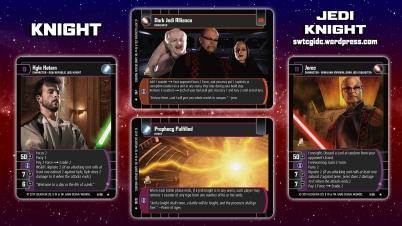 Star Wars Trading Card Game JK Wallpaper 1 - Knight