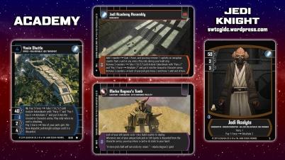 Star Wars Trading Card Game JK Wallpaper 3 - Academy