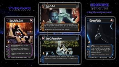 Star Wars Trading Card Game ER Wallpaper 1 - Thrawn
