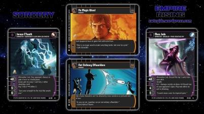 Star Wars Trading Card Game ER Wallpaper 3 - Sorcery