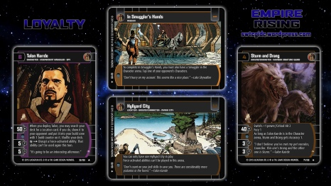 Star Wars Trading Card Game ER Wallpaper 5 - Loyalty