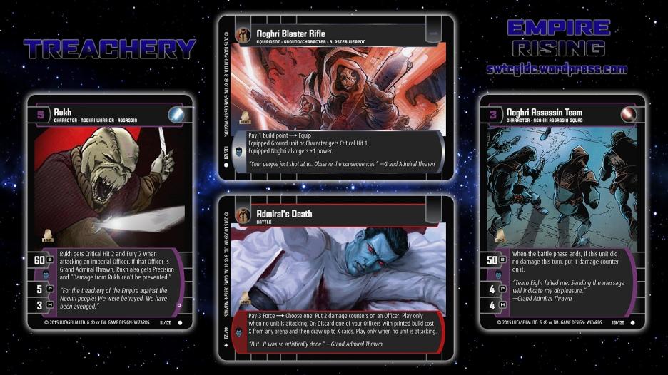 Star Wars Trading Card Game ER Wallpaper 6 - Treachery