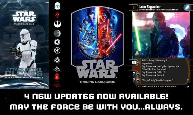 Star Wars Trading Card Game Star Wars Day