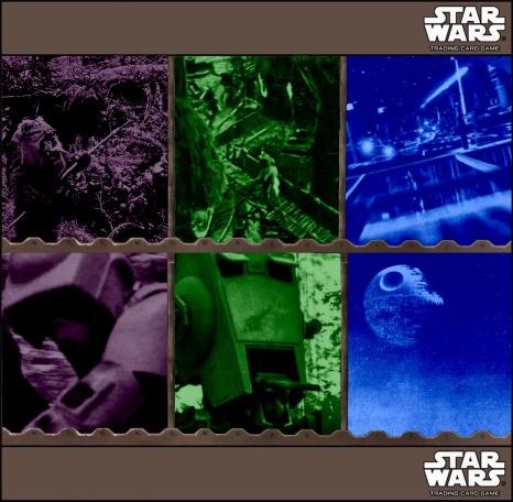 Lackey Star Wars TCG Mat Dark Side