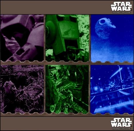 Lackey Star Wars TCG Mat