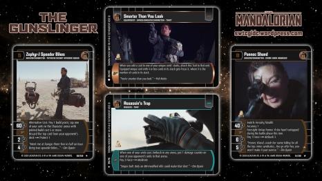 Star Wars Trading Card Game TM Wallpaper 4 - The Gunslinger