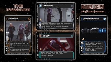 Star Wars Trading Card Game TM Wallpaper 5 - The Prisoner